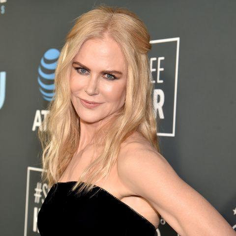 Nicole Kidman The 24th Annual Critics' Choice Awards - Red Carpet