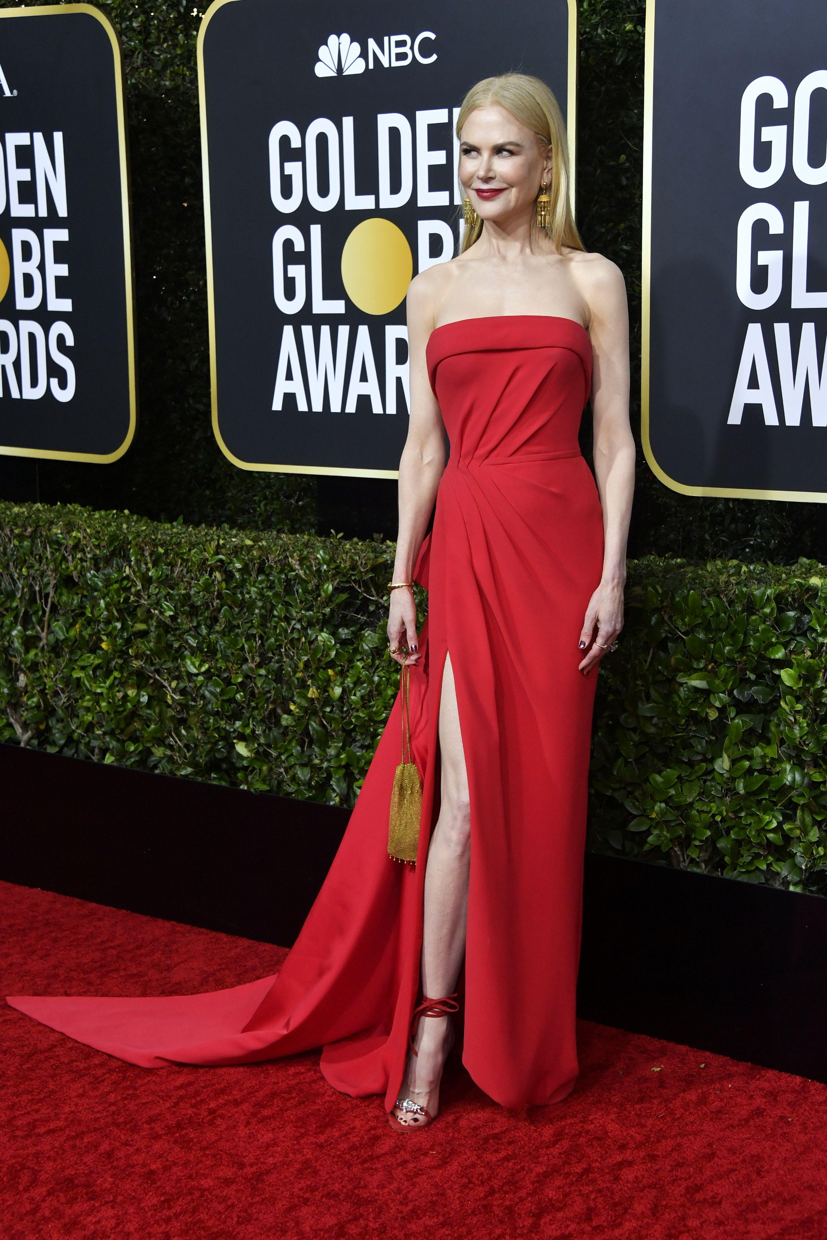 Golden Globe Dresses for Less
