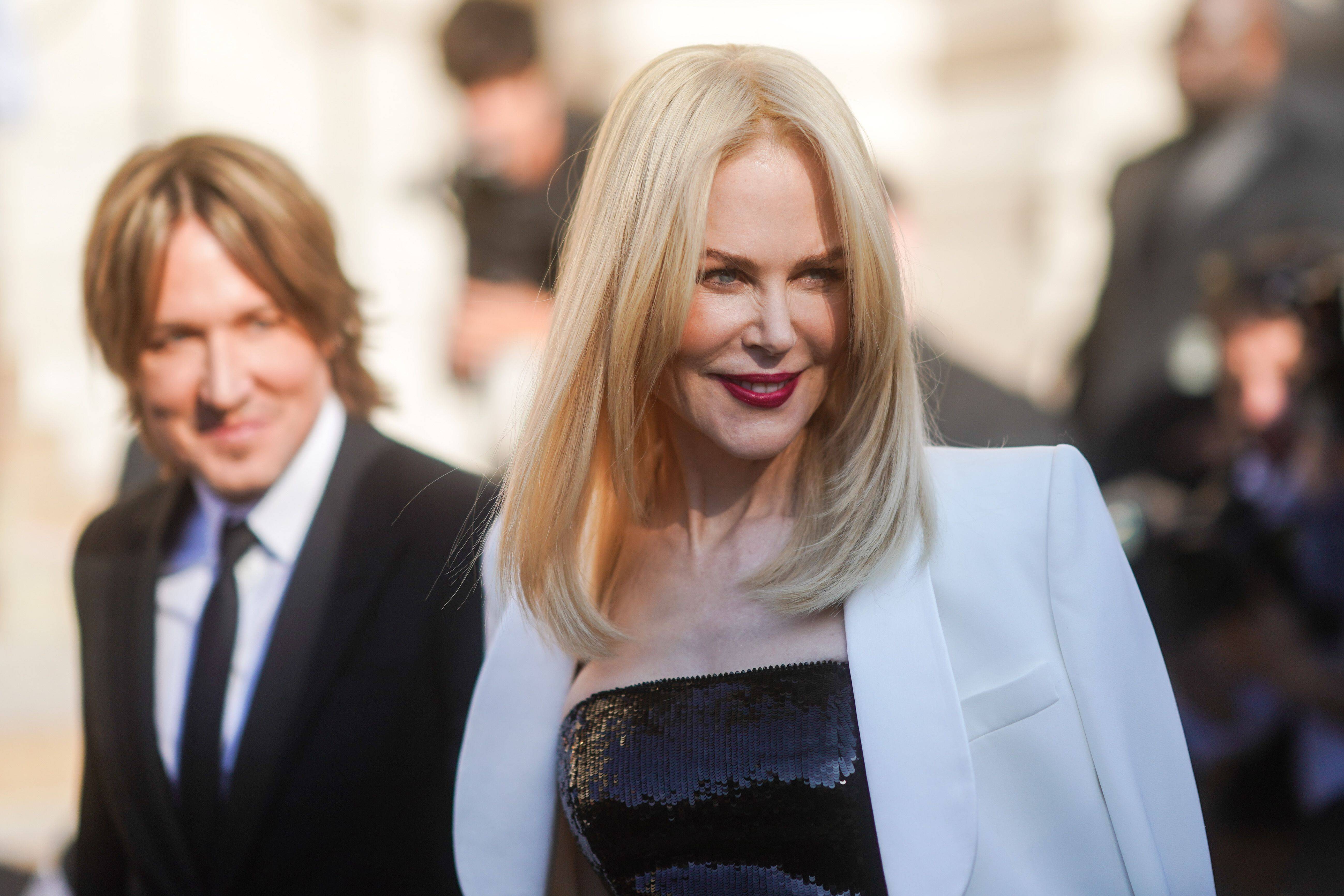 Nicole Kidman e il marito Keith Urban allargano la famiglia e la news + foto sbanca Instagram
