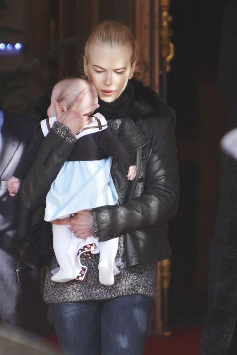 Nicole Kidman And Keith Urban Sighting In Paris