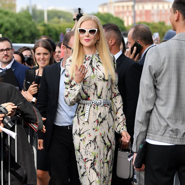 Sunglasses Fashion 2020.All Of The Celebs Sitting Front Row At Milan Fashion Week