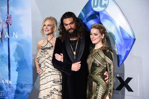 Premiere Of Warner Bros. Pictures' 'Aquaman' - Arrivals