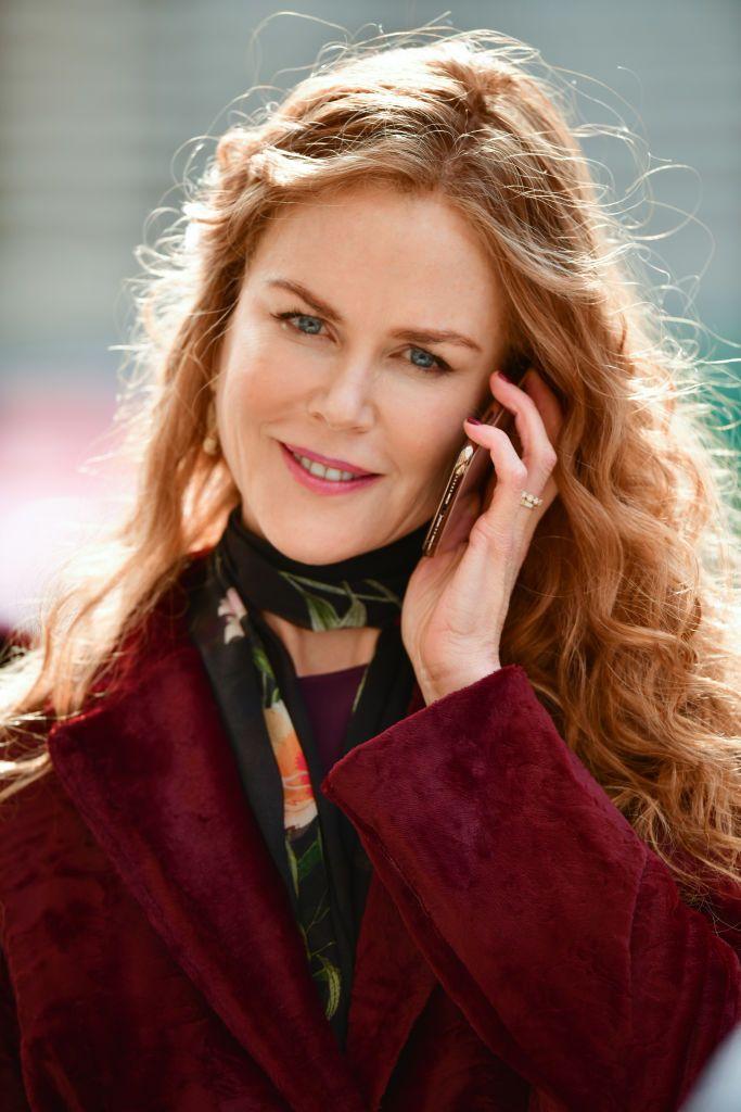 Nicole Kidman The Undoing- Celebrity Sightings in New York City - March 14, 2019Celebrity Sightings in New York City - March 14, 2019