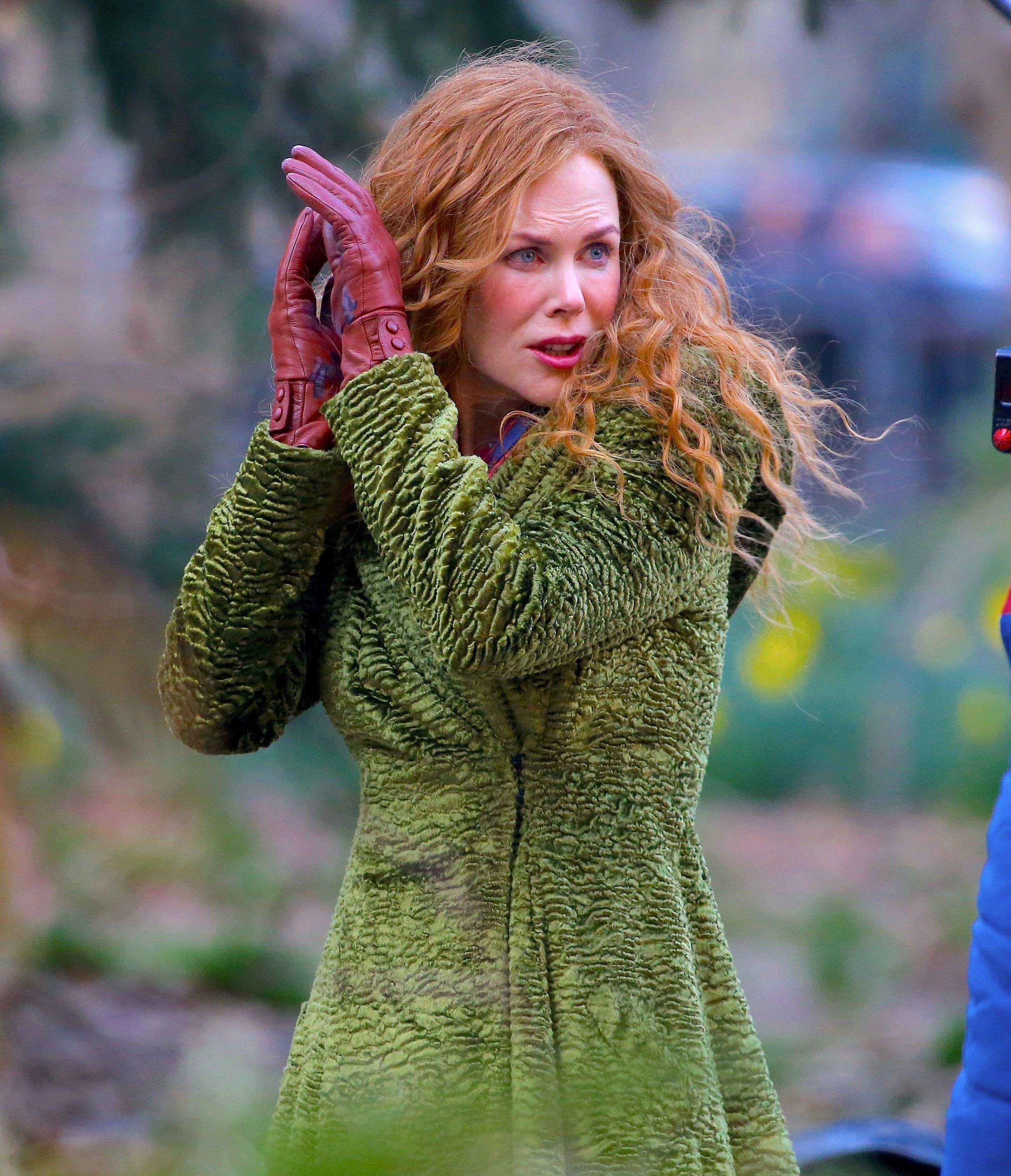 Nicole Kidman reunites with Big Little Lies creator in first look at thriller series The Undoing