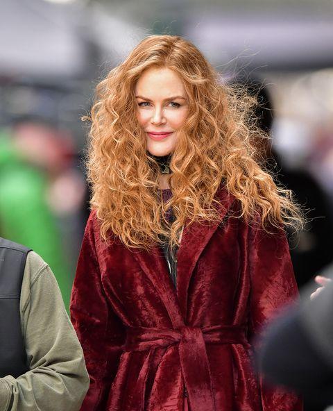 online retailer 098e7 3f24b Nicole Kidman capelli: rossi e ricci ed è subito tendenza ...