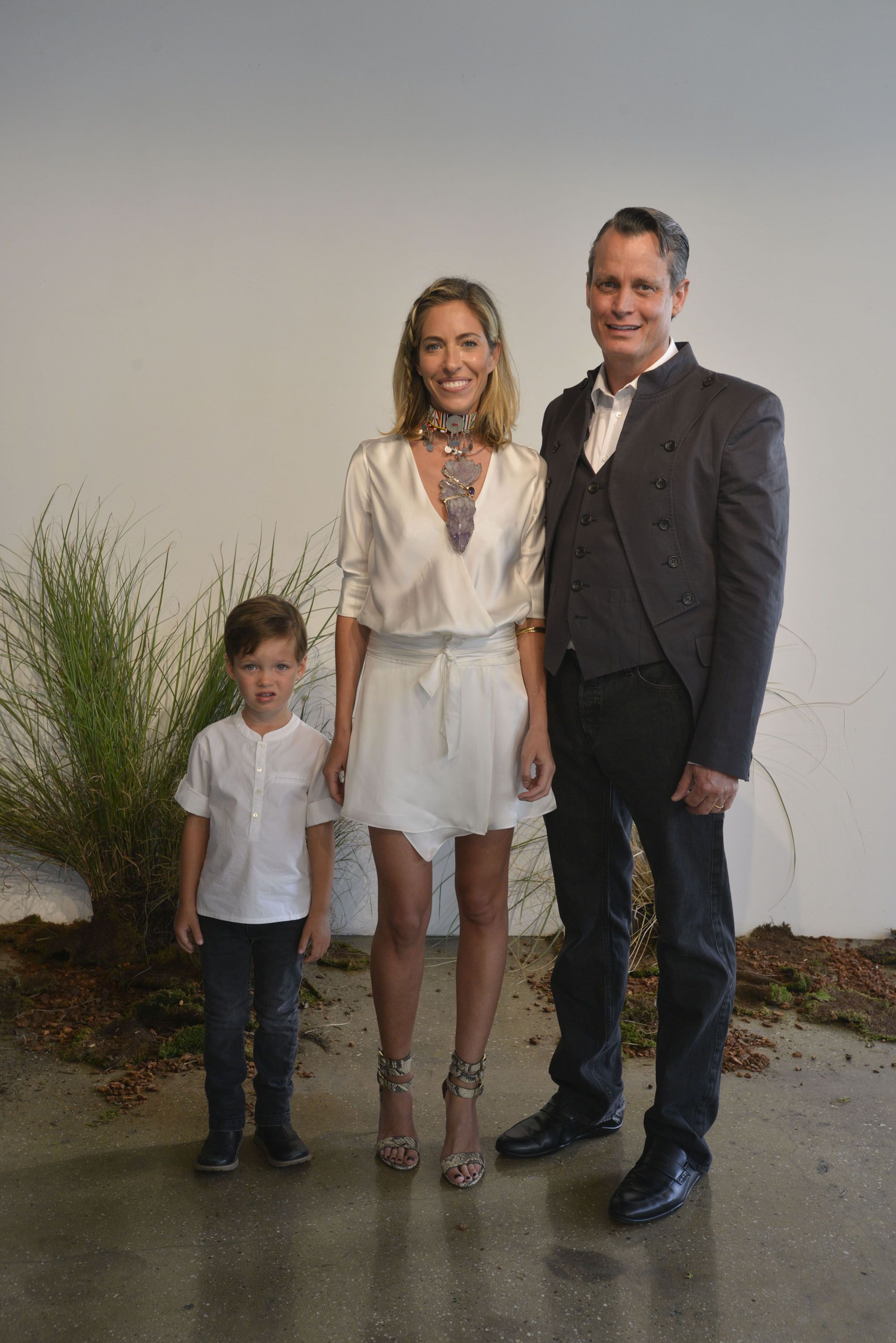 Nicole Hanley Mellon and Matthew Mellon