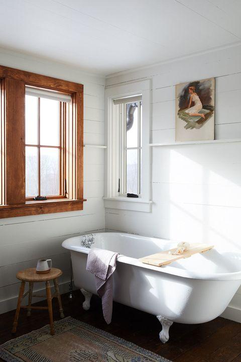 Sensational 13 Rustic Bathrooms Ideas Shower And Bathtub Design Cjindustries Chair Design For Home Cjindustriesco
