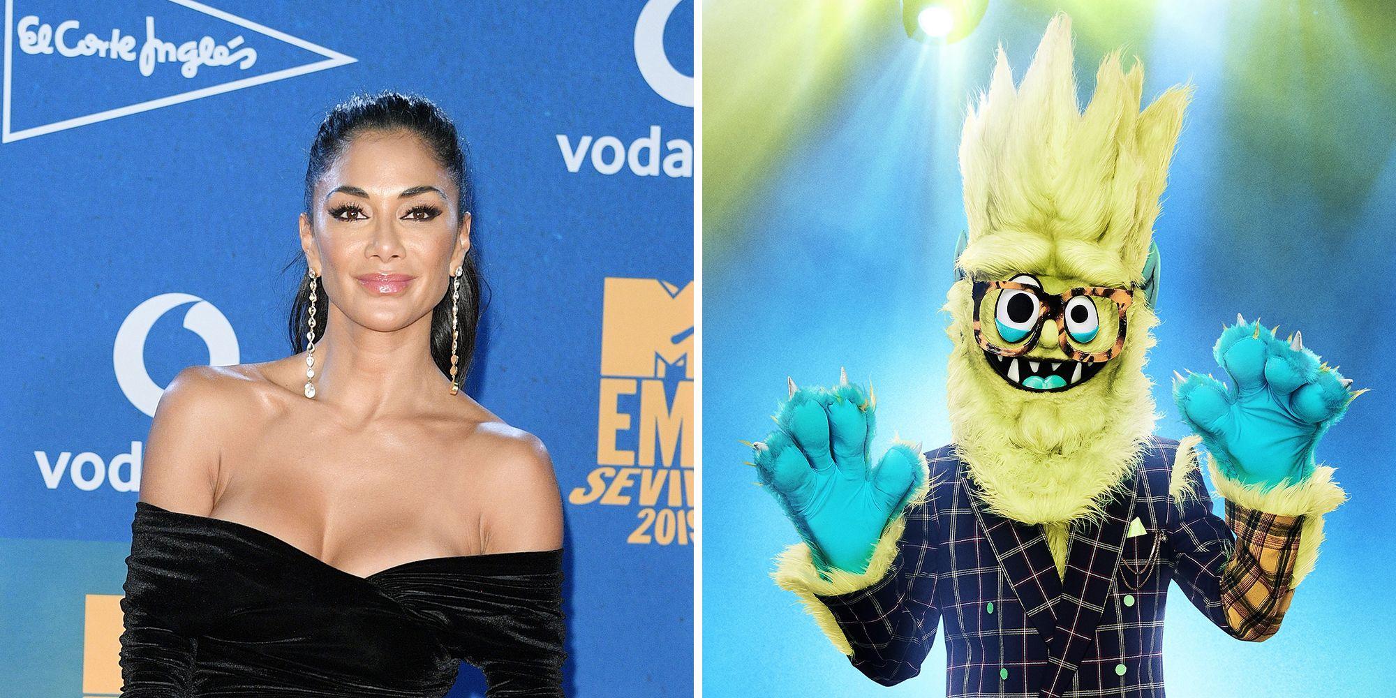Nicole Scherzinger Keeps Flirting With the Thingamajig on 'The Masked Singer'