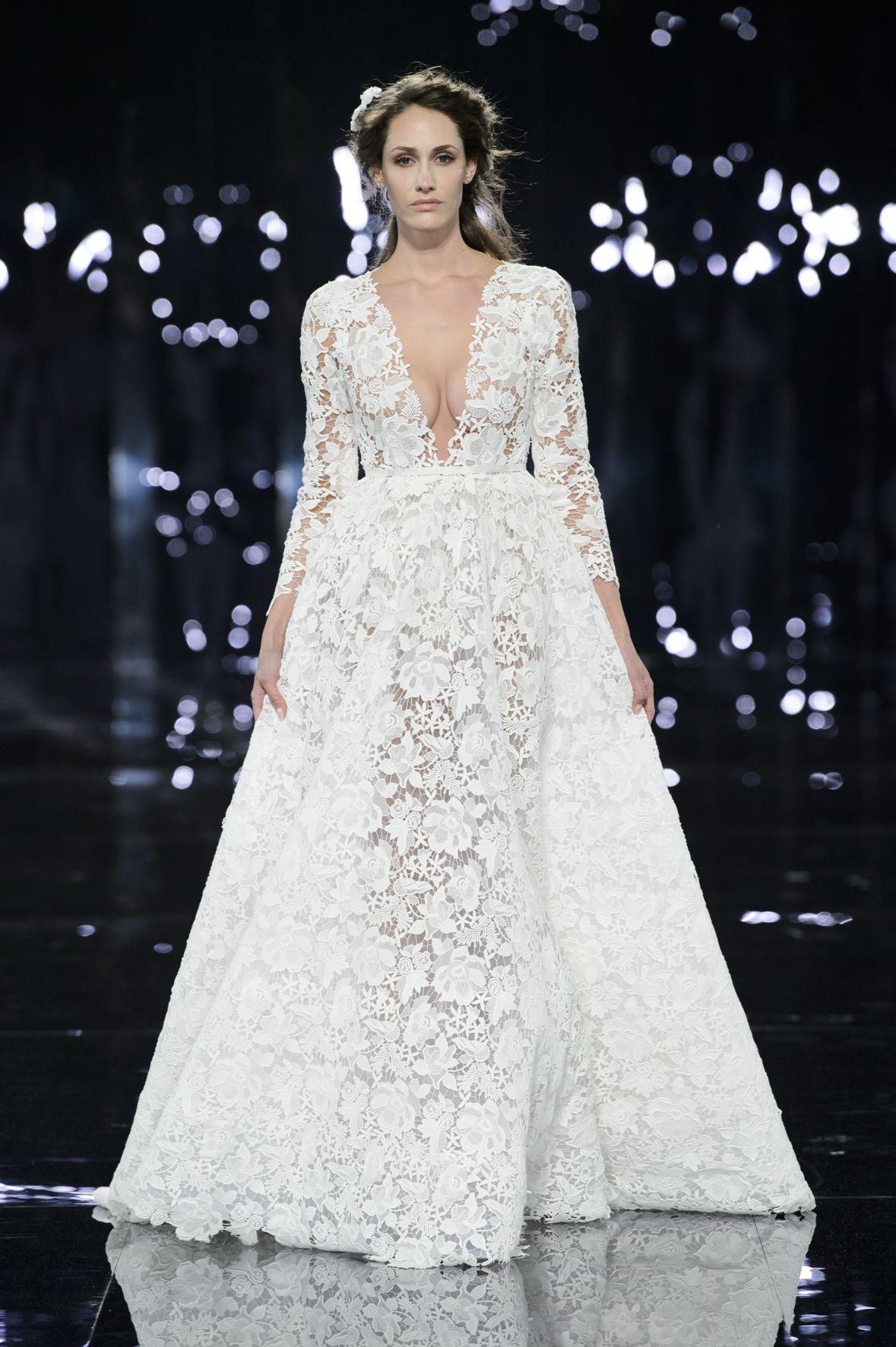 Collezione sposa 2019  gli abiti da favola di Nicole f99b96142e0