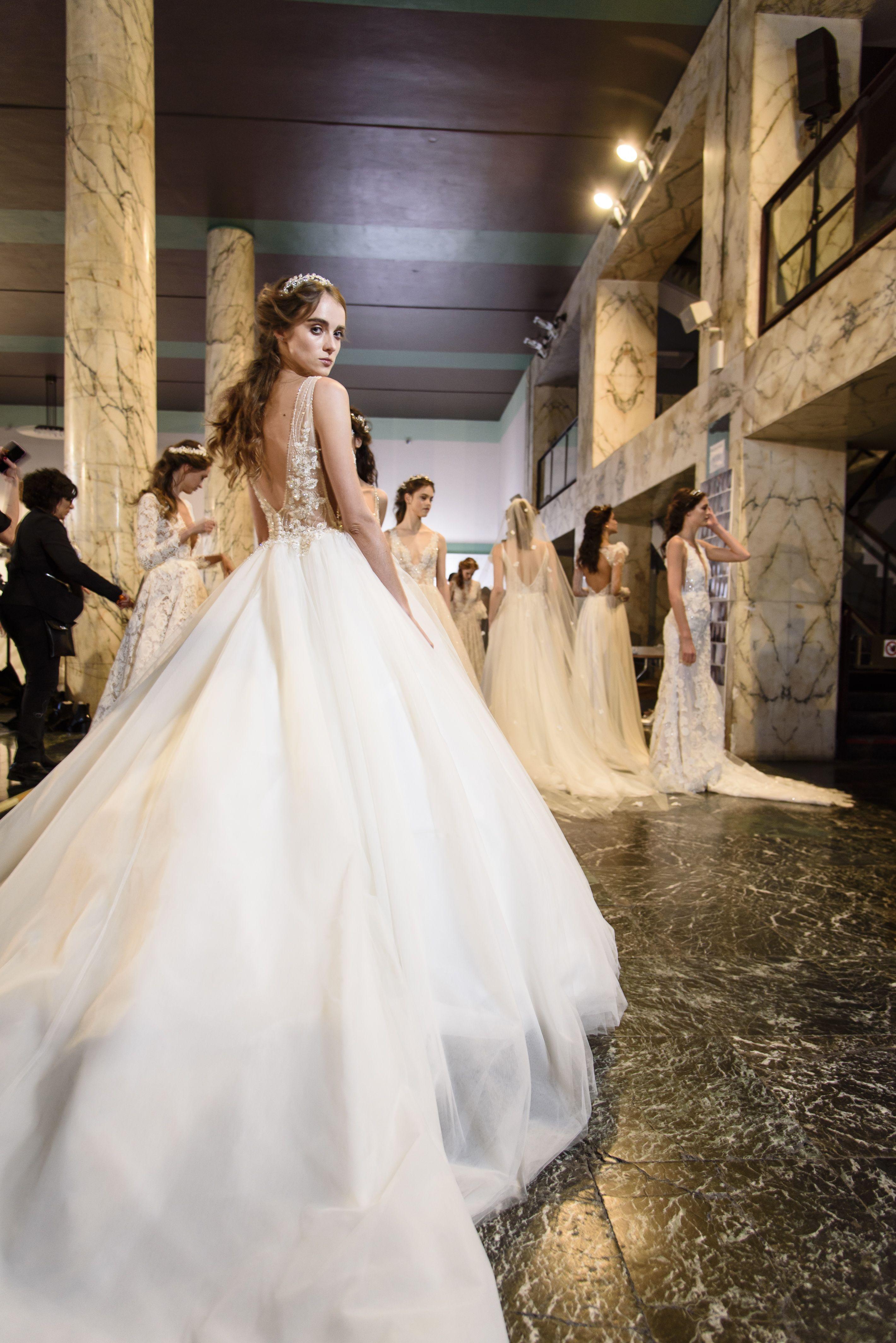 dd58bdabe91f Abiti da sposa italiani 2019 – Abiti alla moda
