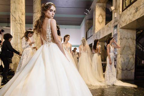 f8acc586cf03 Nicole Spose  gli abiti da sposa del 2019 si ispirano a Giulietta