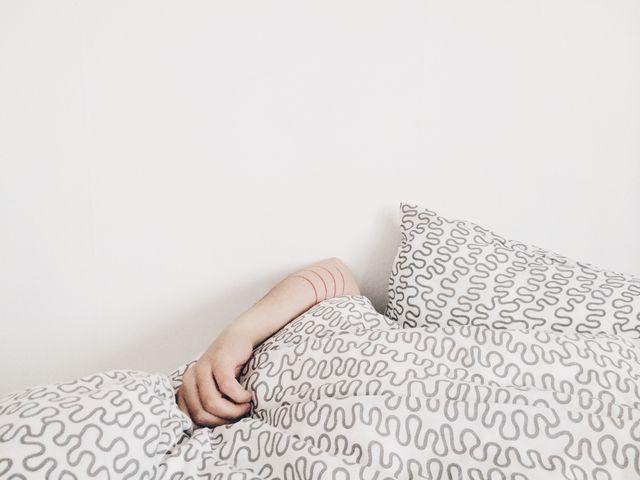 niet in slaap komen slechte nachtrust