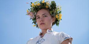 Nieuw op Netflix: Florence Pugh in Midsommar
