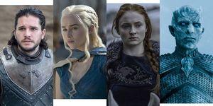 Nieuw seizoen Game of Thrones