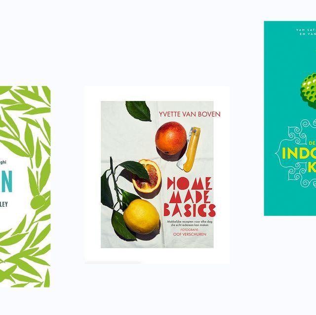 nieuwe kookboeken, home made basics yvette van boven, de bijbel van de indonesische keuken, falastin
