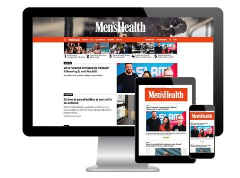 fitness, inschrijven, lifestyle, men's health, mens health, nieuwsbrief