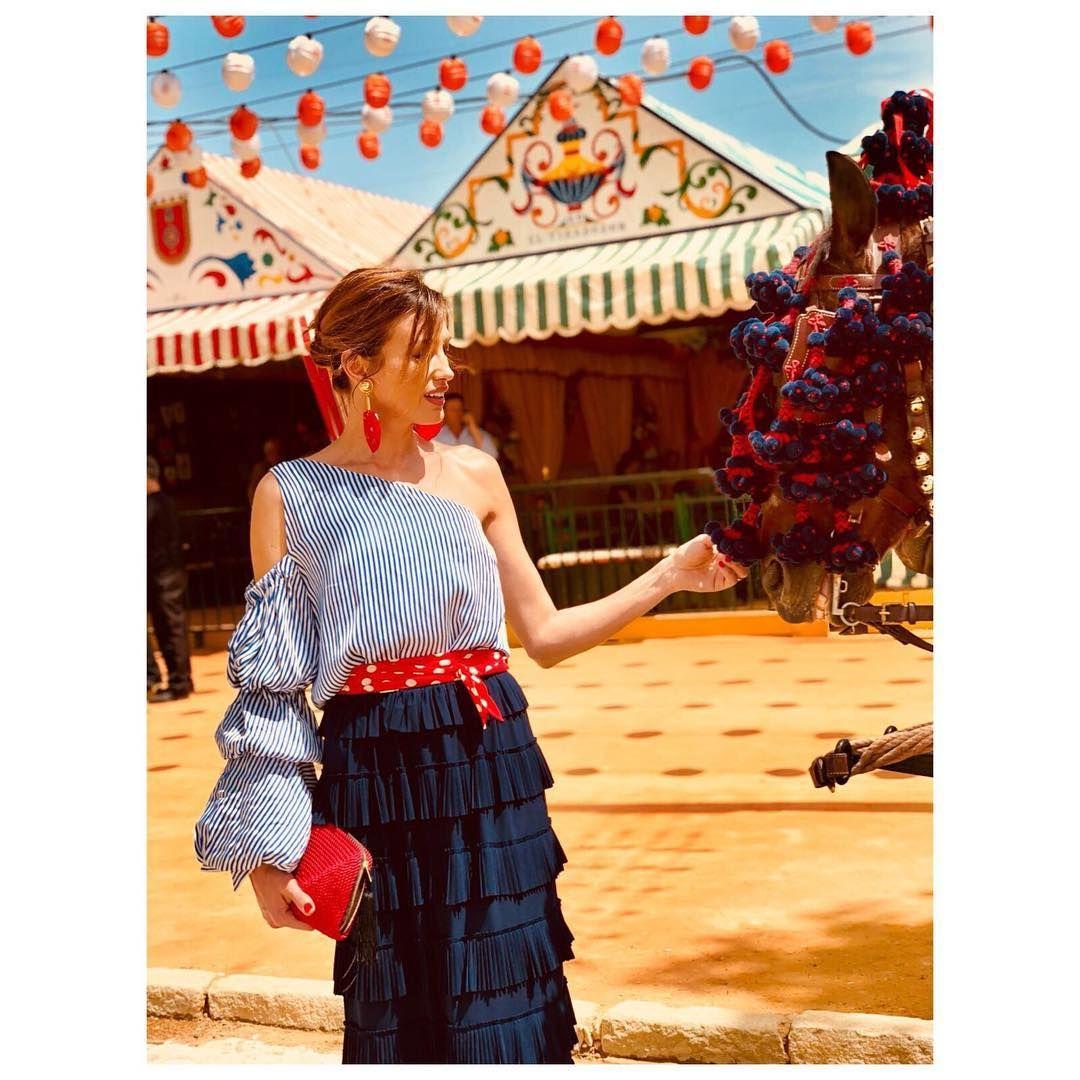 Cómo Vestirse De La Sevilla En Feria Rj43LA5