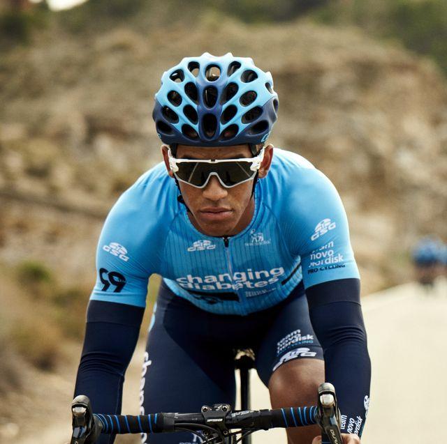 cyclist diet nigel de sota
