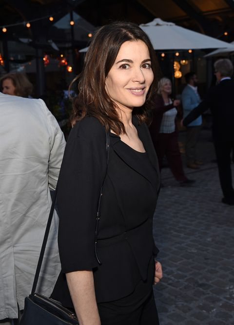london, england   june 22  nigella lawson attends british vogue editor alexandra shulmans leaving party at dock kitchen on june 22, 2017 in london, england  photo by david m benettdave benettgetty images