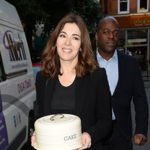 Nigella Lawson opens up about relieving anxiety by baking