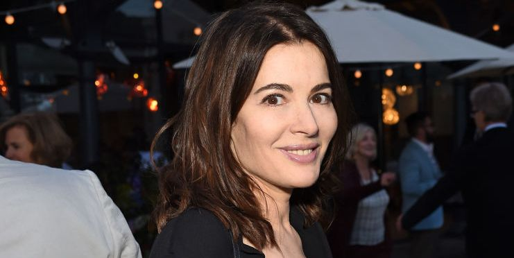 Nigella shares gorgeous photo of her garden tulips with fans