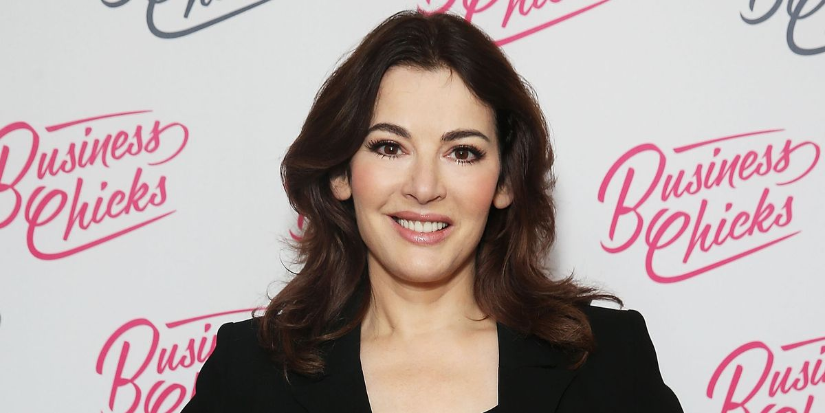 Nigella Lawson's iconic gin and tonic jelly is a sight to behold