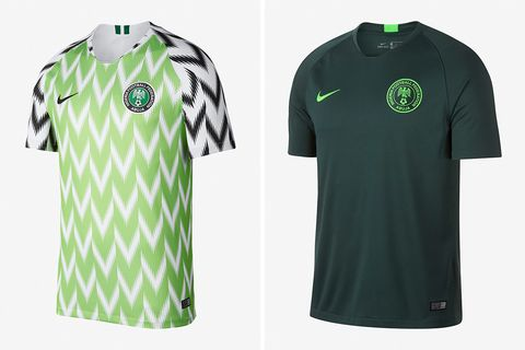 cedca4127 Why There s So Much Buzz About Nigeria s World Cup Kit