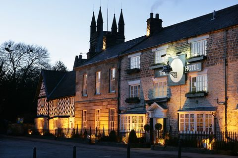 The Black Swan at Helmsley, North Yorkshire photo