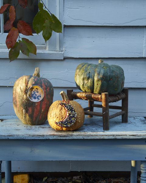 night sky pumpkins carving ideas