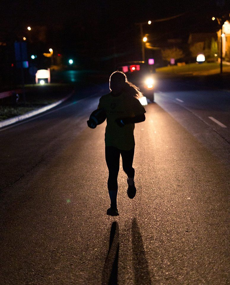 Runners Relay Football Over 150 Miles to Deliver It to Army-Navy Game