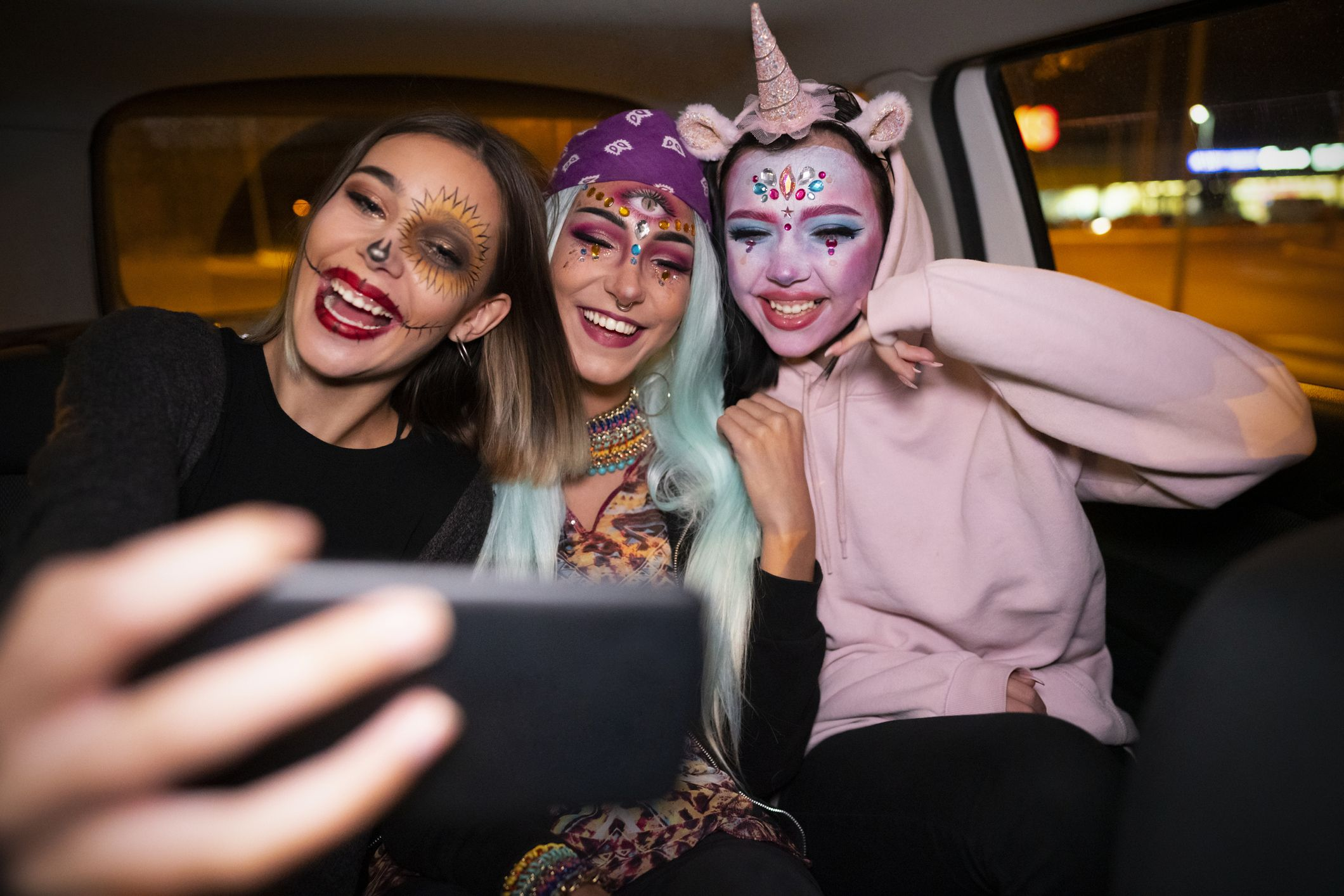 Female Halloween Makeup Ideas.19 Simple Halloween Makeup Ideas Easy Tutorials For Beginners
