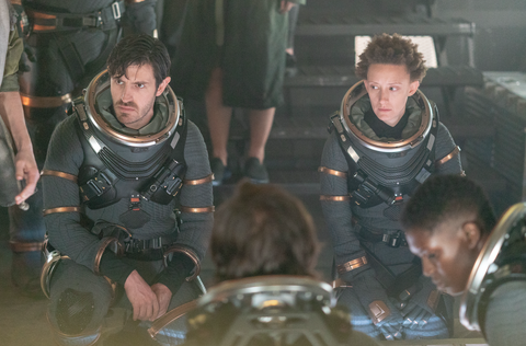 Fate of Game of Thrones author George RR Martin's sci-fi show Nightflyers is revealed