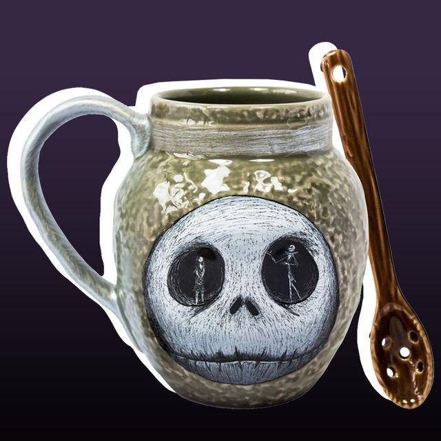 disney nightmare before christmas mug