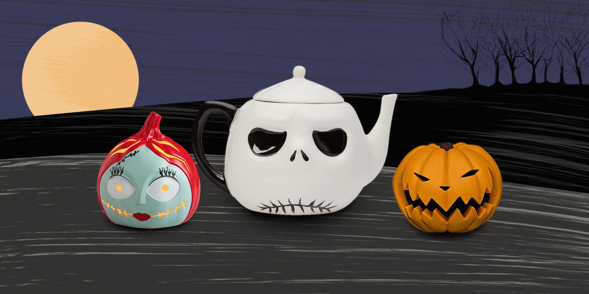 13 Best 'Nightmare Before Christmas' Gifts And Decor Ideas