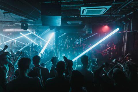 Nightmares on Wax All Night Long, XOYO London