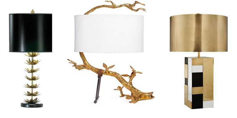 20 Modern Nightstand Lamps for Bedroom - Bedside Table Lamps