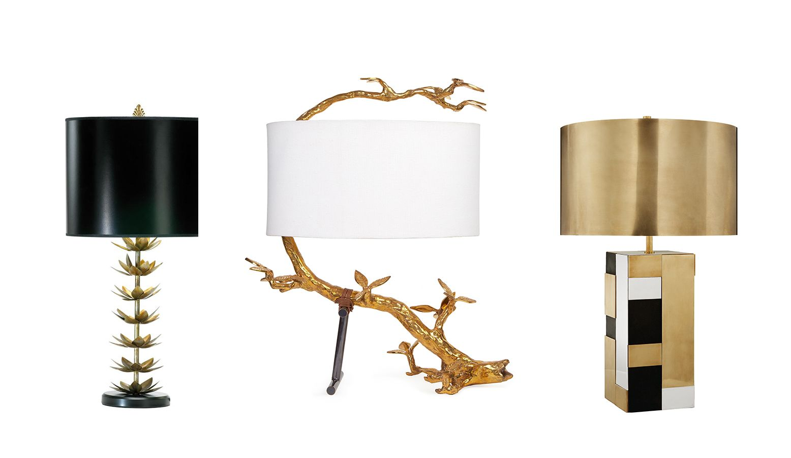 Beau Nightstand Lamps   Table Lamps