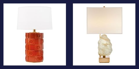 25 Modern Nightstand Lamps for Bedroom - Bedside Table Lamps