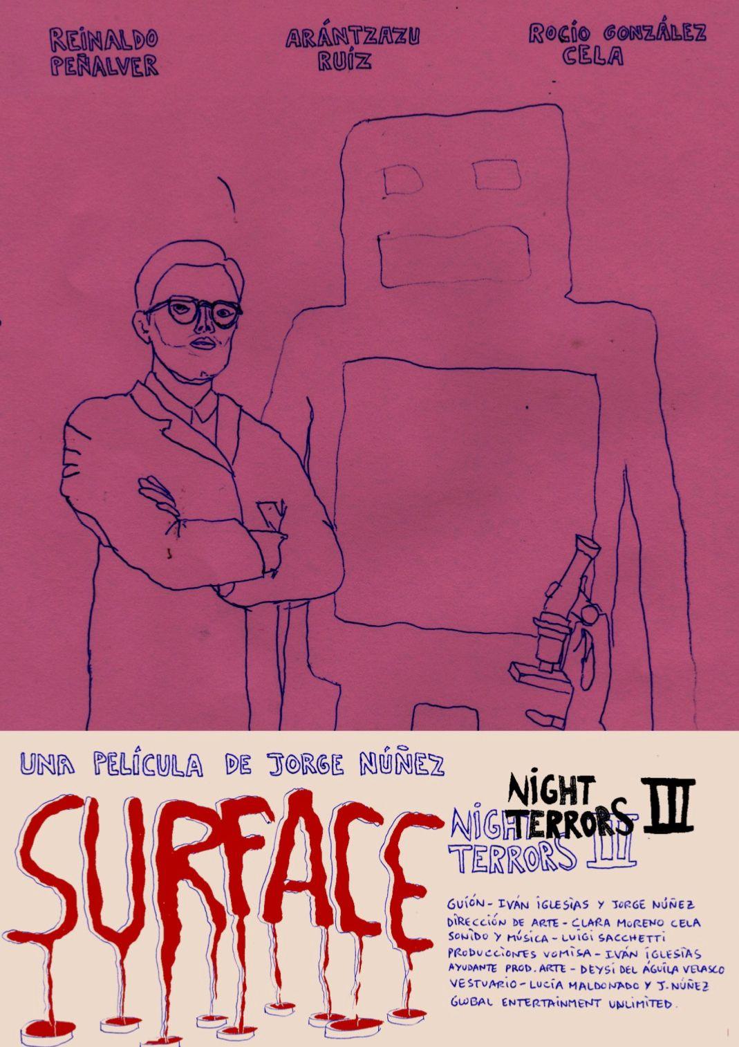 Night Terrors 3 Surface Proyección Madrid - Otro Cine Estreno