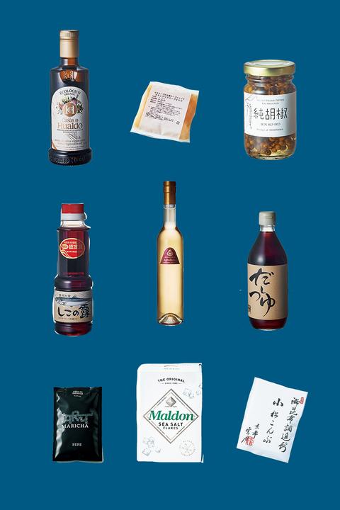 エディターtの「買い置き調味料9選」