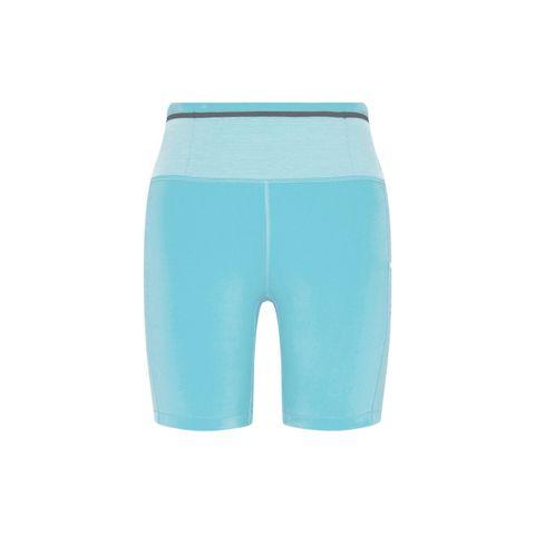 nike epic luxe trailrunningshorts dames blauw hardloopshorts korte broek hardloopkleding