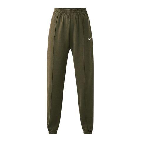 nike high waist tapered fit joggingbroek met logo
