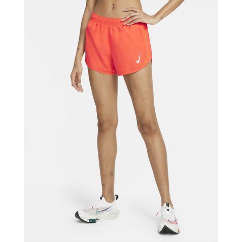hardloopshorts dames nike drifit tempo race shorts hardlopen