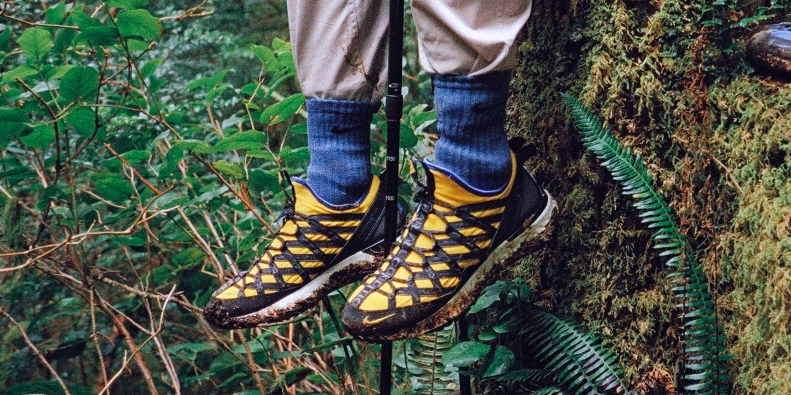 Nike Hiking Shoes Waterproof Salbolier Best Trail For Men