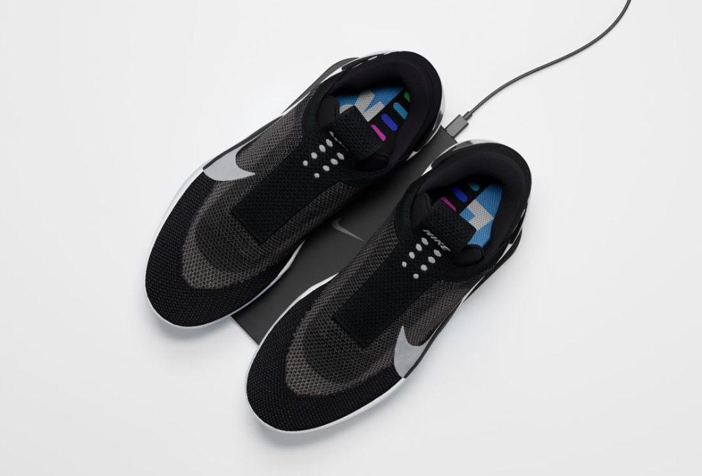 Nike Adapt BB, cómo funcionan las zapatillas que se ajustan