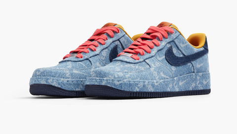 zapatillas air force 1 rosas