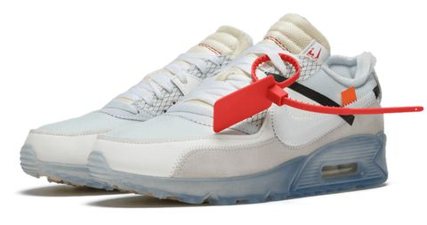 "1811887428fb Nike Air Max 90 ""Off White"""