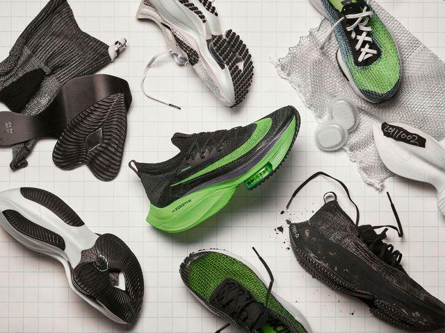 nike air zoom alphafly next es la máxima expresión en zapatillas de running el modelo está diseñado para ayudar a los atletas a romper barreras y combina la amortiguación de nike zoomx con las almohadillas nike zoom air en la parte delantera del pie y con una placa de fibra de carbono