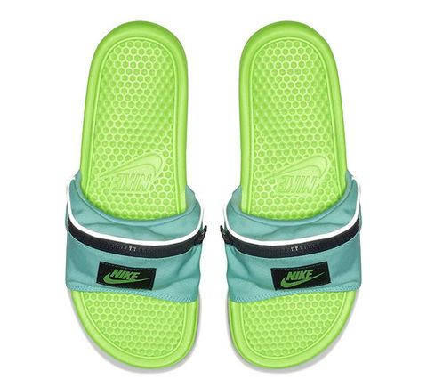 ed80bcc51824 Nike Is Reportedly Making Fanny Pack Slides for the Summer