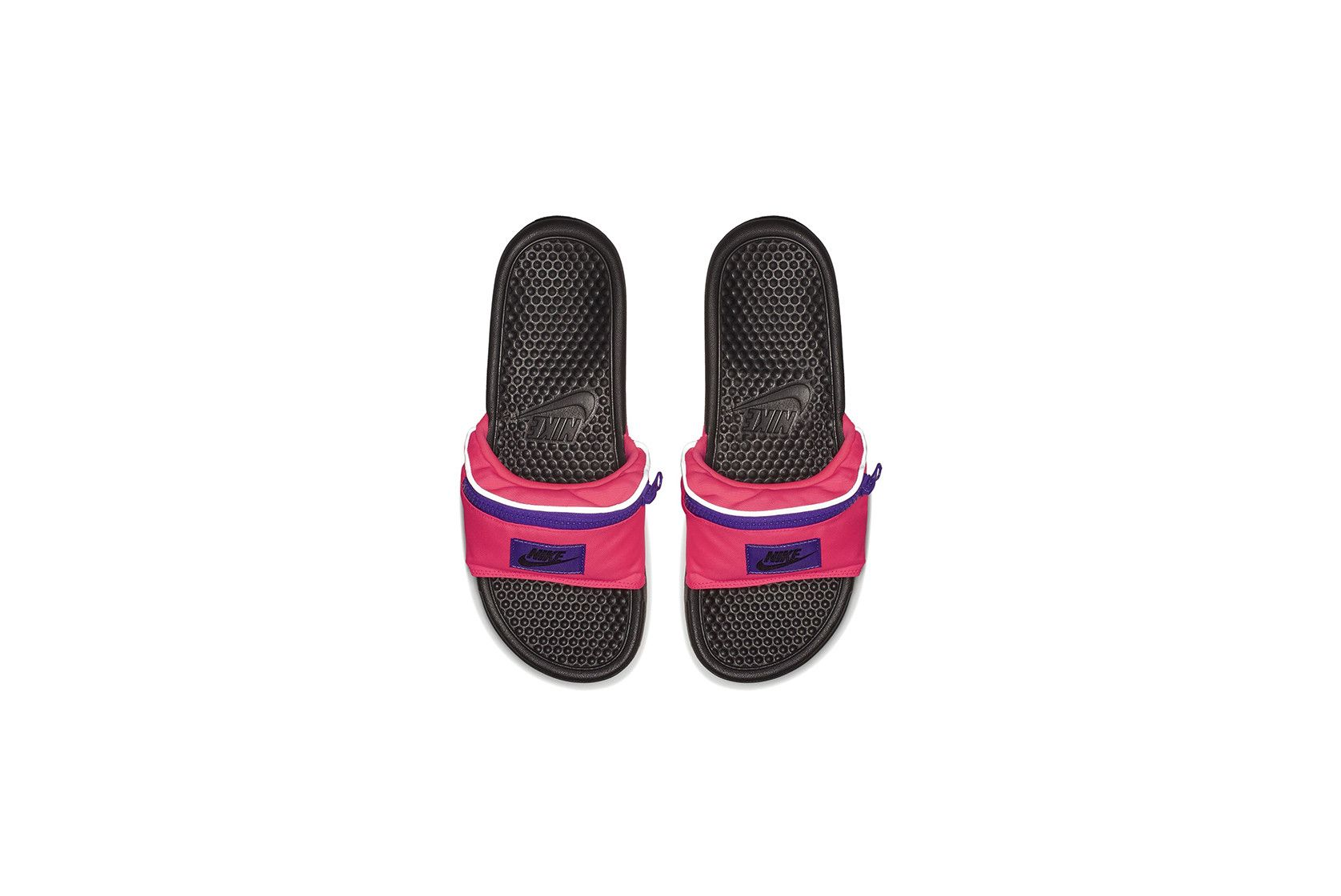 f7925f10dfa5 Nike Is Releasing Fanny Pack Slides for the Summer and They re Amazing -  New Nike Shoes for Summer